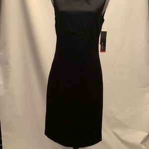SL Fashions Dresses - Belted Black dress